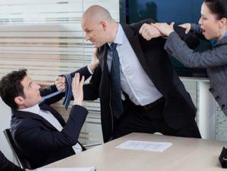 İşyerinde Kavga Çıkarmanın Hukuki Sonuçları